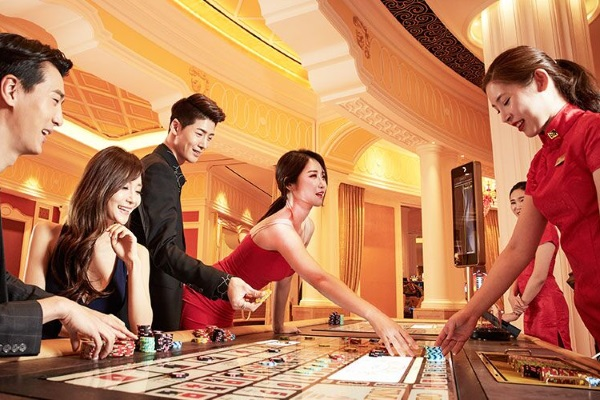 Jeju Shinhwa World Opens Casino Venue in Marriott Resort