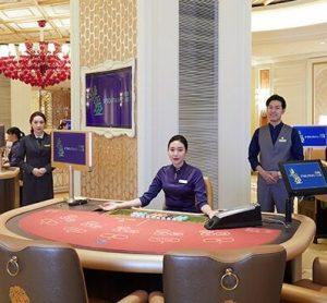 launch of Casino Venue in Marriott Resort