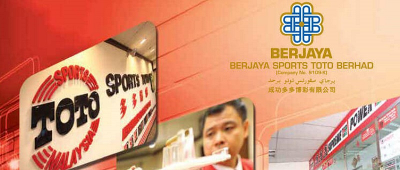 Berjaya Sports Toto Gets Higher Earning in Q3