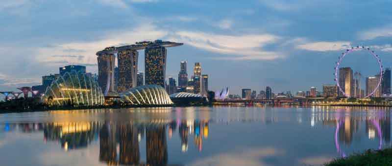 Asian Bookie News: Las Vegas Sands Expands Singapore Property