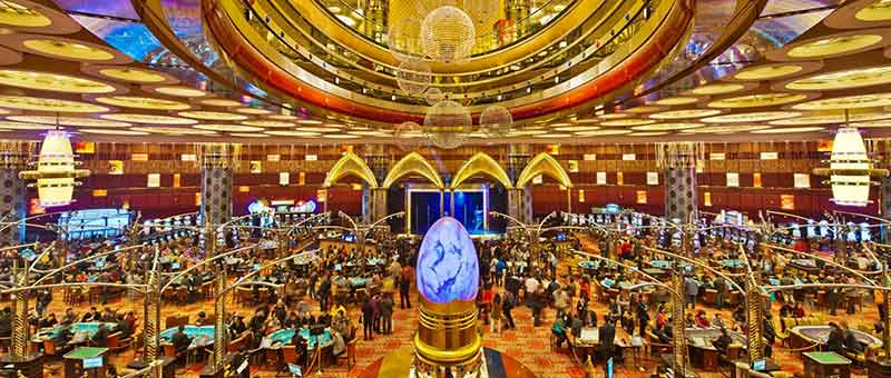 US Casino Operators in Macau at the Losing End of the Trade War