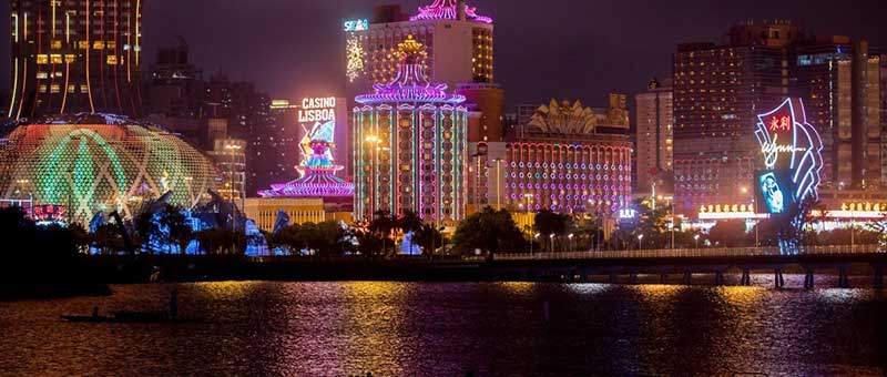 Sportsbook Casino News - Macau Casino Revenue Dropped 8.5 Percent in November