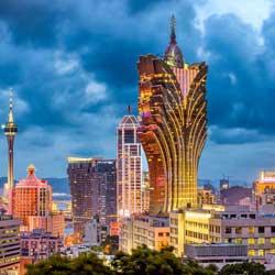 Macau Remains China's Gambling Hub