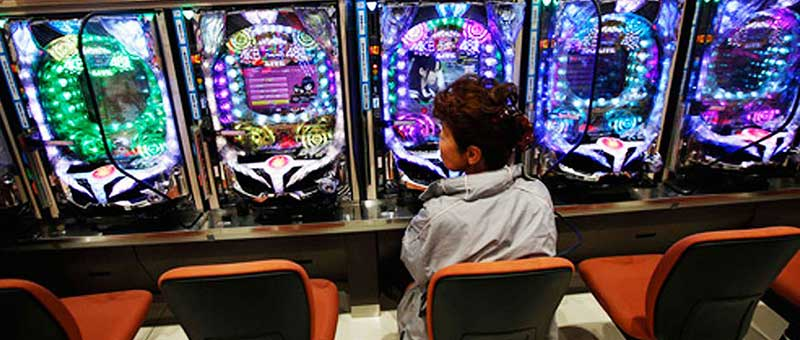 Pachinko Betting Gamblers Ignore Abe's Emergency Order
