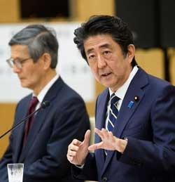 Japanese Sportsbook Update - Abe Under Fire Due to Prosecutor Gambling Scandal