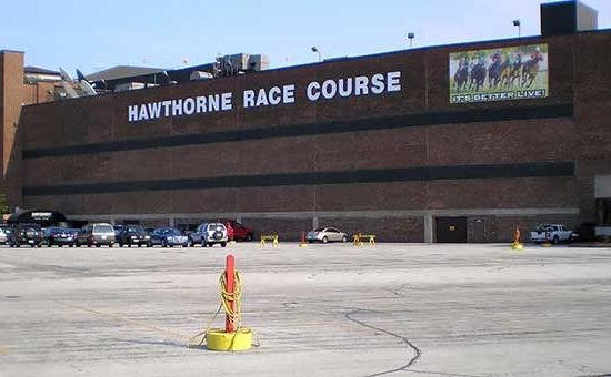 Hawthorne Race Course Gets Casino and Bookie License