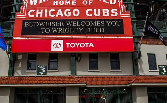 Cubs Plan for a Wrigley Field Sportsbook