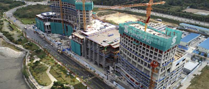 Bookie News – Mohegan and Caesars are Confident with Asian Projects