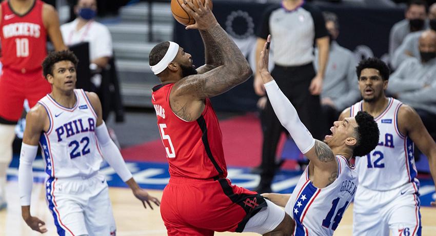 NBA Trade Rumors – Cousins Departing the Rockets