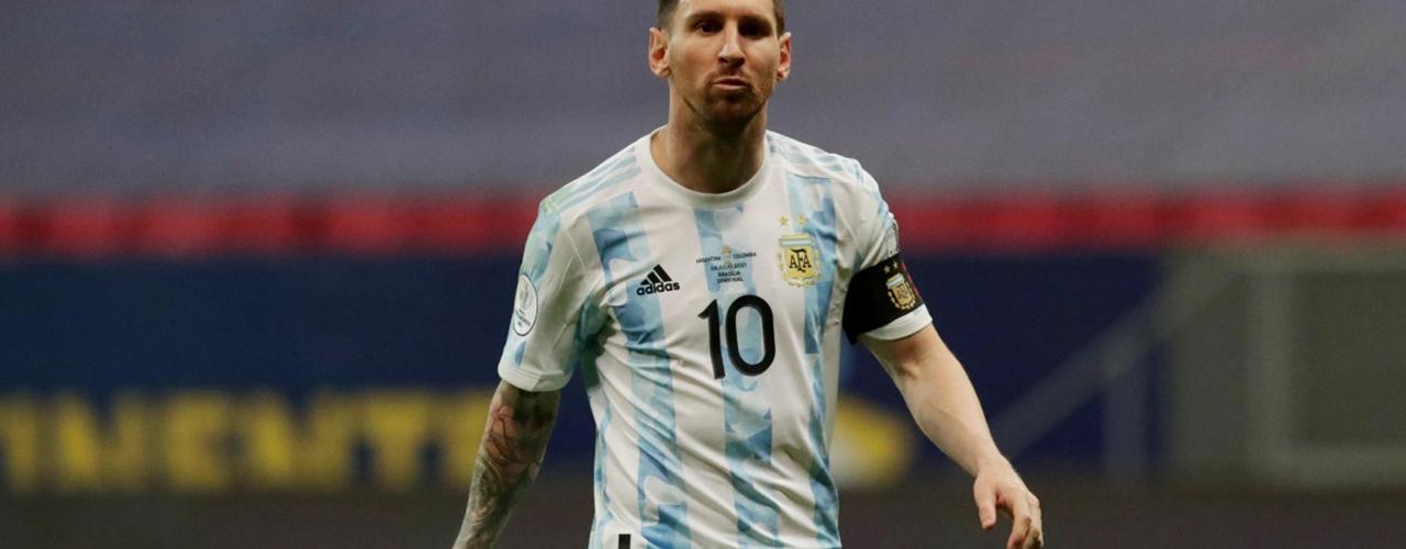 Neymar vs Messi in Copa America, Italy vs England in Euros