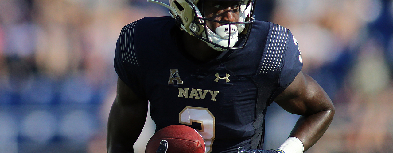 Sports Betting Report on Navy Football Captain's NFL Career