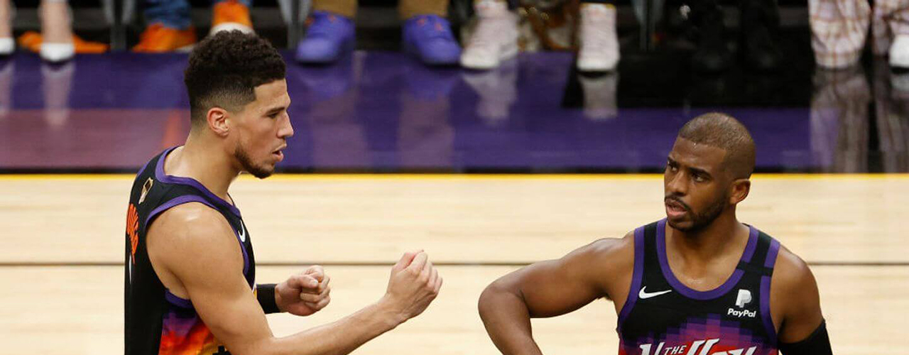 Sportsbook Operators are Happy with Booker Leading Suns to Game 2 Victory
