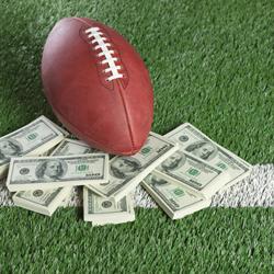 Gambling Wave on NFL TV Screens Coming Soon