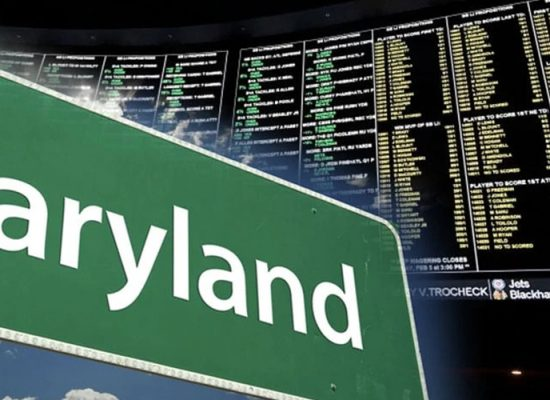 Legalization of Sports Betting in Maryland